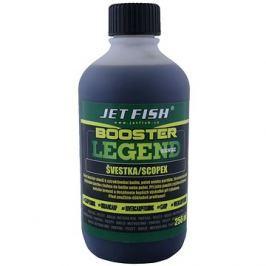 Jet Fish Booster Legend Švestka/Scopex 250ml