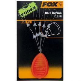 FOX Bait Bungs Clear 10ks