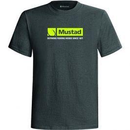 Mustad T-Shirt Grey Velikost M