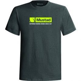 Mustad T-Shirt Grey Velikost L