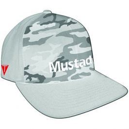 Mustad Multi Fit Cap Gray Camo