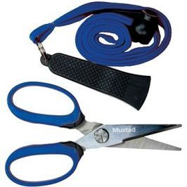 Mustad Braid Cutting Shears 4,5