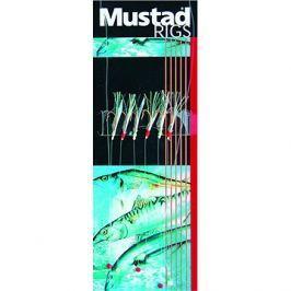 Mustad Fishskin Bi-Color T81 Velikost 4