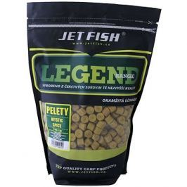 Jet Fish Pelety Legend Mystic Spice 12mm 1kg