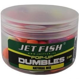 Jet Fish Pop-Up dumbles Signal Natural mix 11mm 40g