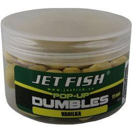 Jet Fish Pop-Up dumbles Signal Vanilka 11mm 40g