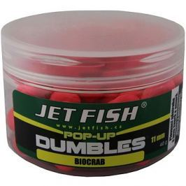 Jet Fish Pop-Up dumbles Signal Biocrab 11mm 40g