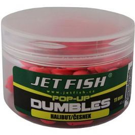 Jet Fish Pop-Up dumbles Signal Halibut/Česnek 11mm 40g