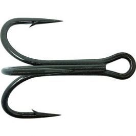Mustad Needlepoint Treble Hook Velikost 1/0 6ks