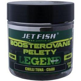 Jet Fish Boosterované pelety Legend Chilli Tuna/Chilli 18mm 120g