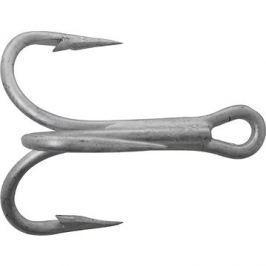 Mustad Super Strong Catfish Treble Hook Velikost 2/0 5ks