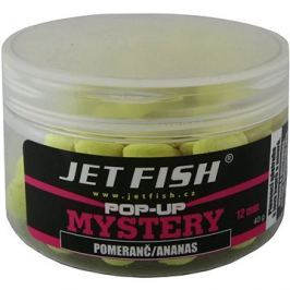 Jet Fish Pop-Up Mystery Pomeranč/Ananas 12mm 40g