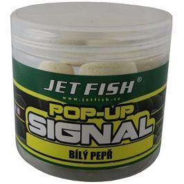 Jet Fish Pop-Up Signal Bílý pepř 20mm 60g