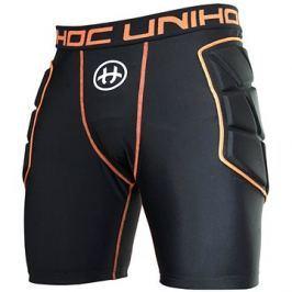 Unihoc brankářské šortky FLOW black