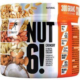 Extrifit Nut 6! 300g natural