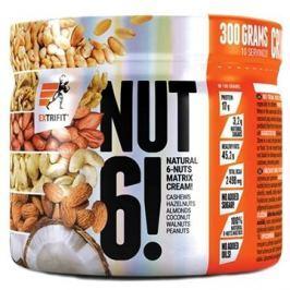 Extrifit Nut 6! 300g coconut dessert