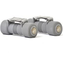 Reebok Jednoručky s páskem 0,5kg, Softgrip hand Weights