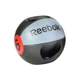 Reebok Medicineball dvojitý úchop 6kg
