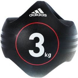 Adidas Medicine ball dvojitý úchop 3kg