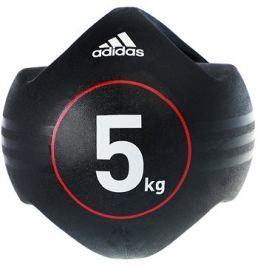 Adidas Medicine ball dvojitý úchop 5kg