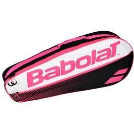 Babolat Club Racket Holder Essential X4 pink
