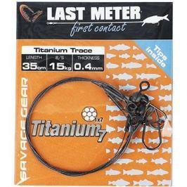 Savage Gear Titanium Spin Trace 35cm 0,40mm 15kg 2ks