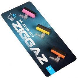 Nash Ziggaz Hi-Attract 3+3ks