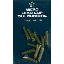 Nash Micro Lead Clip Tail Rubbers 10ks