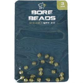 Nash Bore Beads 3mm 20ks