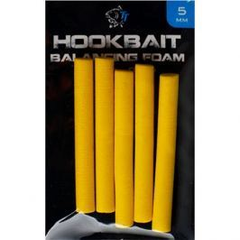 Nash Bait Balancing Foam Yellow 5mm 4,5cm 5ks