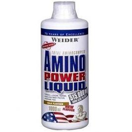 Weider Amino Power Liquid 1000ml - různé příchutě