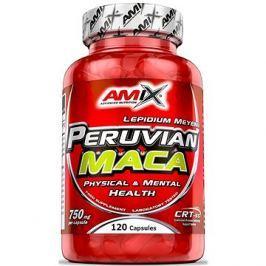 Amix Nutrition Peruvian Maca, 120cps