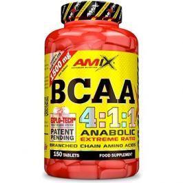 Amix Nutrition BCAA 4:1:1, 150tbl