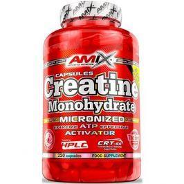 Amix Nutrition Creatine monohydrate, kapsle, 220 kapslí
