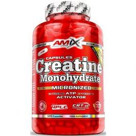 Amix Nutrition Creatine monohydrate, kapsle, 500 kapslí