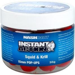 Nash Instant Action Squid & Krill 15mm 35g