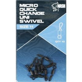 Nash Quick Change Uni Micro Swivel 10ks