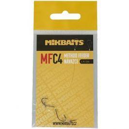 Mikbaits XXL Method Feeder návazec MFC Velikost 4 10cm 2ks