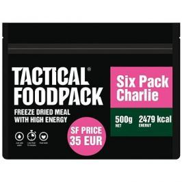 Tactical Foodpack Set 6x MRE Tactical Six Pack Charlie