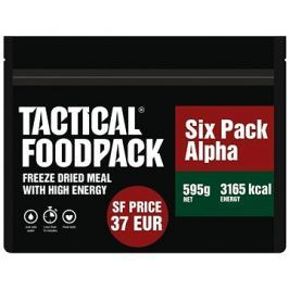 Tactical Foodpack Týdenní set, Tactical Pack Alpha
