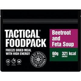 Tactical Foodpack Feta polévka s červenou řepou