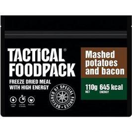 Tactical Foodpack Šťouchané brambory se slaninou
