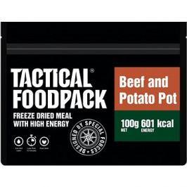 Tactical Foodpack Hovězí maso s brambory