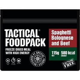 Tactical Foodpack Boloňské špagety s hovězím