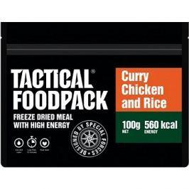 Tactical Foodpack Kuře na kari s rýží
