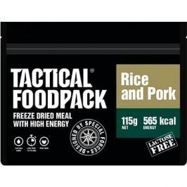 Tactical Foodpack Rýže s vepřovým masem