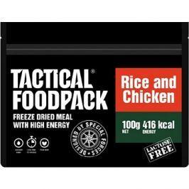 Tactical Foodpack Rýže s kuřecím masem