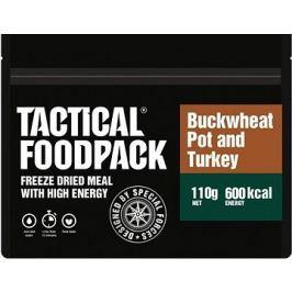 Tactical Foodpack Krůtí maso s pohankou