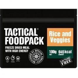 Tactical Foodpack Zelenina s rýží