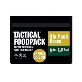 Tactical Foodpack Set 6x MRE Tactical Six Pack Bravo